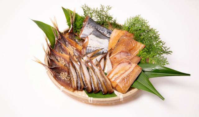 Hamoto Seafood Market